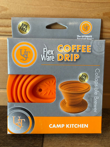 Flexware coffee drip