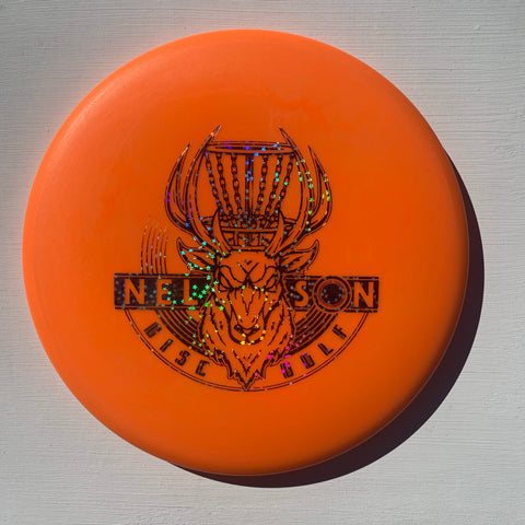 Innova DX Shark 172g (Nelson Disc Golf Society)