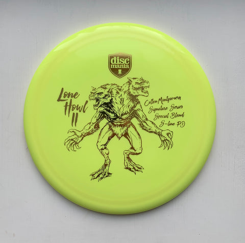 Discmania S-Line Special Blend Colton Montgomery PD 173-175g