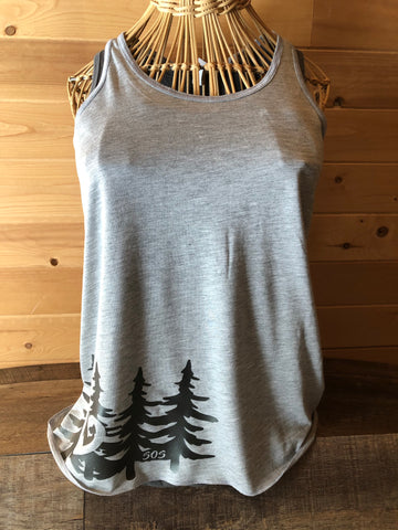 Love is in the Trees Tank Top