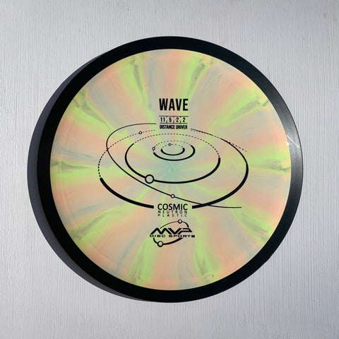 MVP Cosmic Neutron Wave 168g