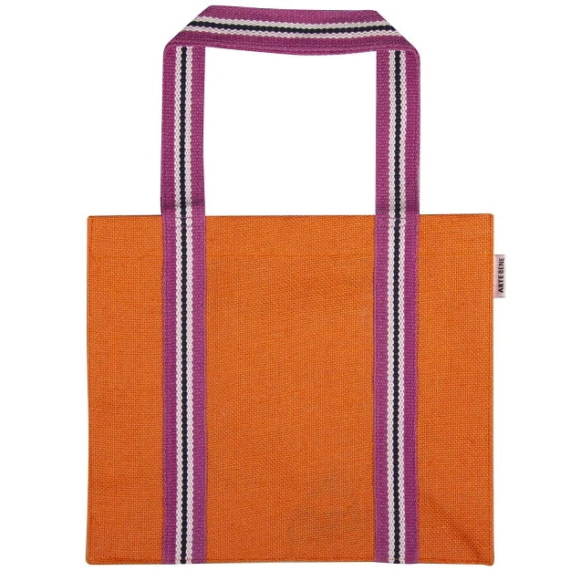 Shopperbag orange - Schmidt's Papeterie