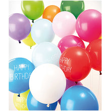Lade das Bild in den Galerie-Viewer, Ballons Mix Happy Birthday - Schmidt's Papeterie