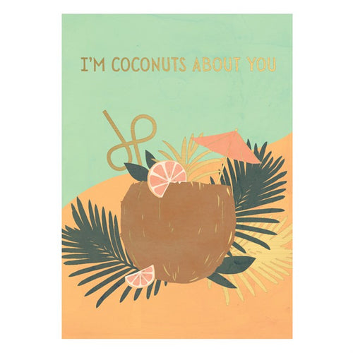 I'm coconuts about you - Schmidt's Papeterie
