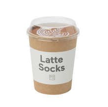 Lade das Bild in den Galerie-Viewer, Latte Socks brown - Schmidt's Papeterie