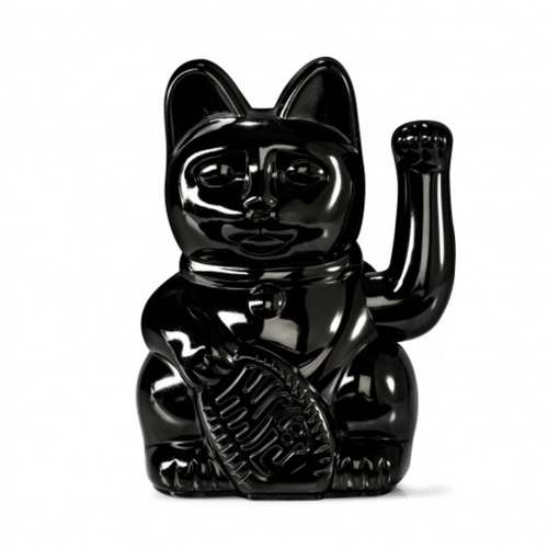 Winkekatze - SPECIAL EDITION Glossy Black - Schmidt's Papeterie