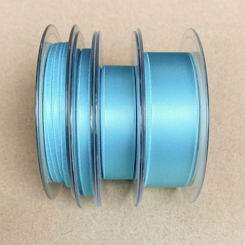 Satinband turquoise - Schmidt's Papeterie