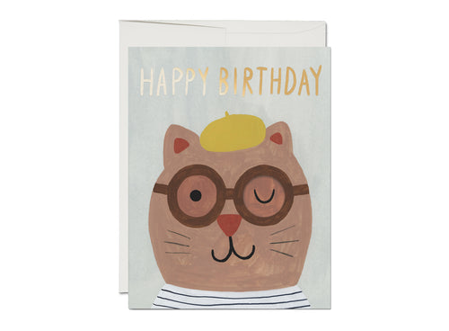 Happy Birthday Lots of Cats - Schmidt's Papeterie