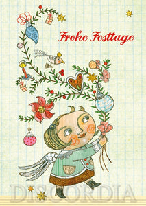 Frohe Festtage - Schmidt's Papeterie