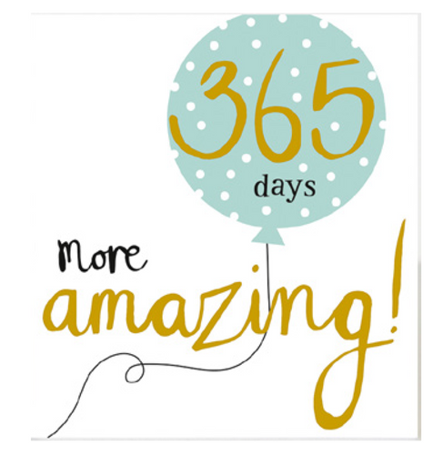 365 days more amazing! - Schmidt's Papeterie