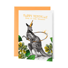 Lade das Bild in den Galerie-Viewer, Birthday Unicorn Kangaroo - Schmidt's Papeterie