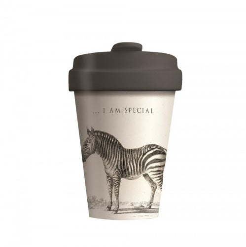 Bamboo Cup - Special Zebra - Schmidt's Papeterie