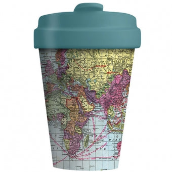 Bamboo Cup - Around the world - Schmidt's Papeterie