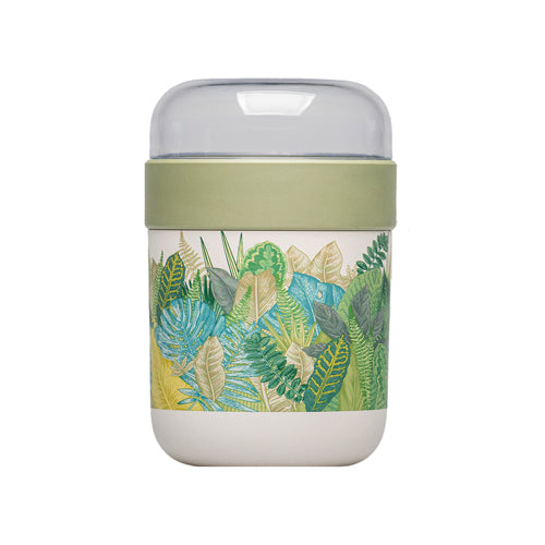 Bioloco Plant Lunchpot - Exotic Leaves - Schmidt's Papeterie