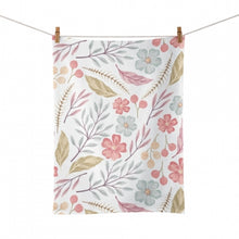 Lade das Bild in den Galerie-Viewer, Organic Kitchen Towel Autumn Leaves - Schmidt's Papeterie