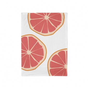 Organic Kitchen Towel Grapefruit - Schmidt's Papeterie