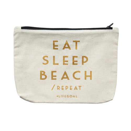 Eat, Sleep, Beach - Schmidt's Papeterie