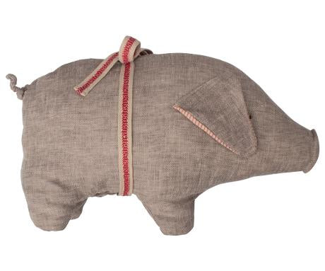 Pig medium grey - Schmidt's Papeterie