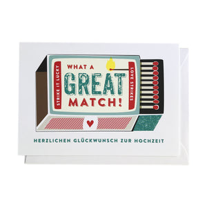 Great Match - Schmidt's Papeterie