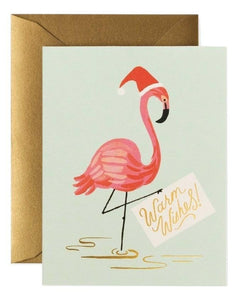 Holiday Flamingo - Schmidt's Papeterie