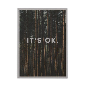 It's ok - Schmidt's Papeterie