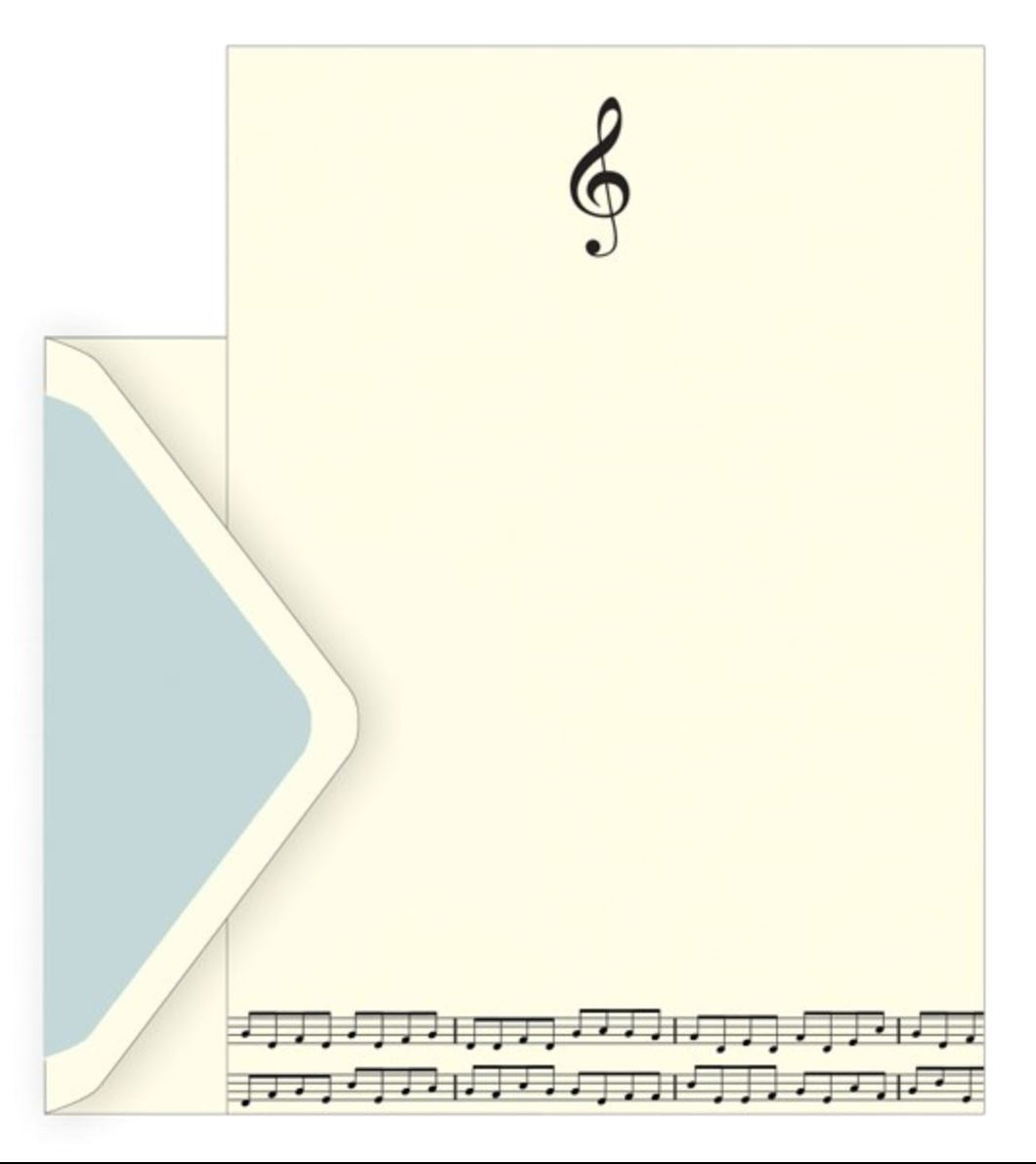 Music Note - Schmidt's Papeterie