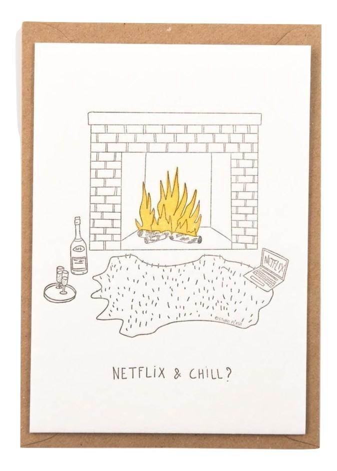Netflix & Chill Product Studio Flash