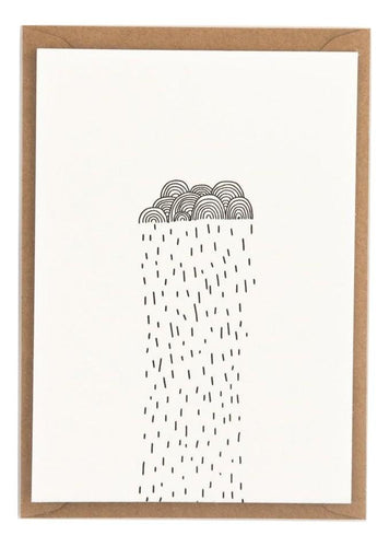 Rain, English - Schmidt's Papeterie