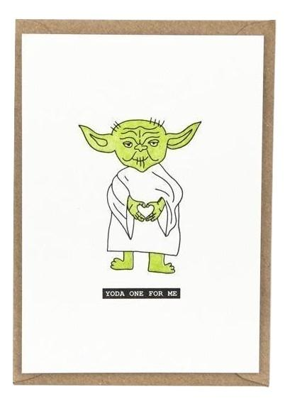Yoda one for me - Schmidt's Papeterie