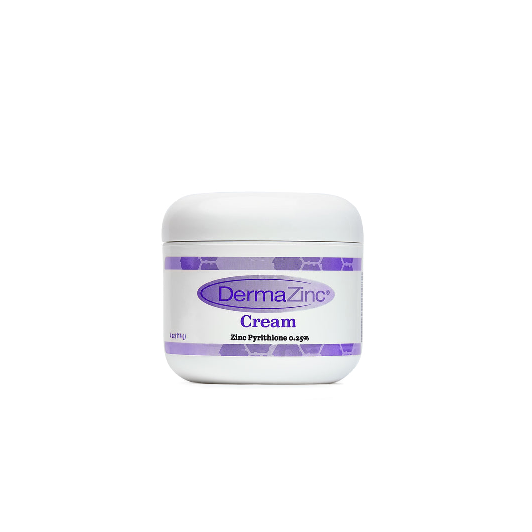One DermaZinc Cream - Specially formulated to help treat chronic skin conditions.