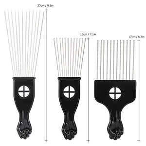 StarBeauty Afro Combs Set™