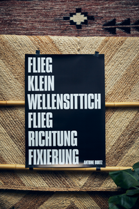 Wellensitich Poster