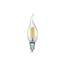 Load image into Gallery viewer, E14 LED FILAMENT Flame Tip Bulb 4 Watt