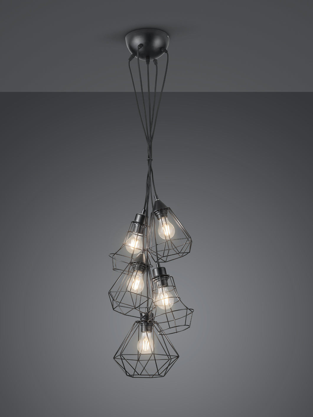 Meike - 5 Light Pendant