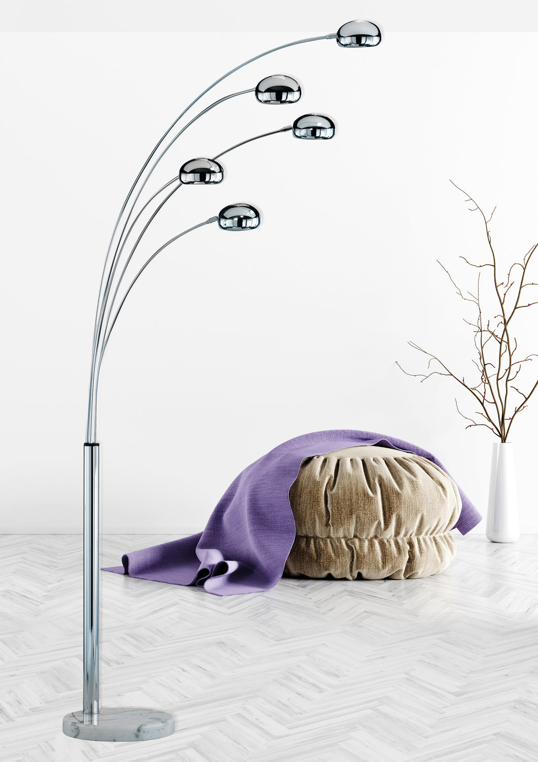 FIVE FINGERS Floor lamp
