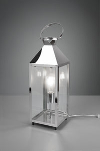 Farola - Large Chrome Carriage Lamp