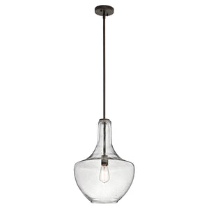 Beverly 1 Light Medium Pendant - Olde Bronze