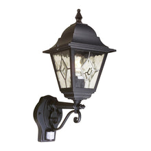 Load image into Gallery viewer, Suffolk 1 Light Up Wall Lantern With PIR