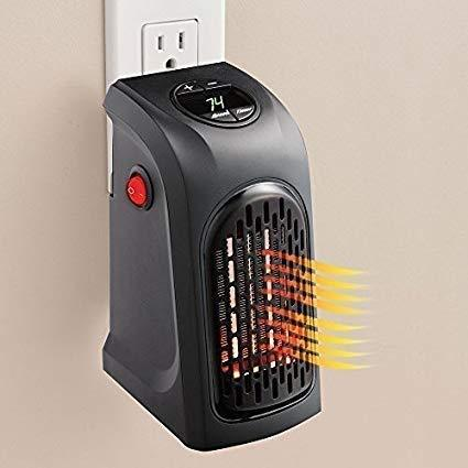 251 Electric Mini Handy Heater Plug-In Wall (400w)