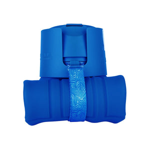 326_Silicone Collapsible/Foldable Water Bottle