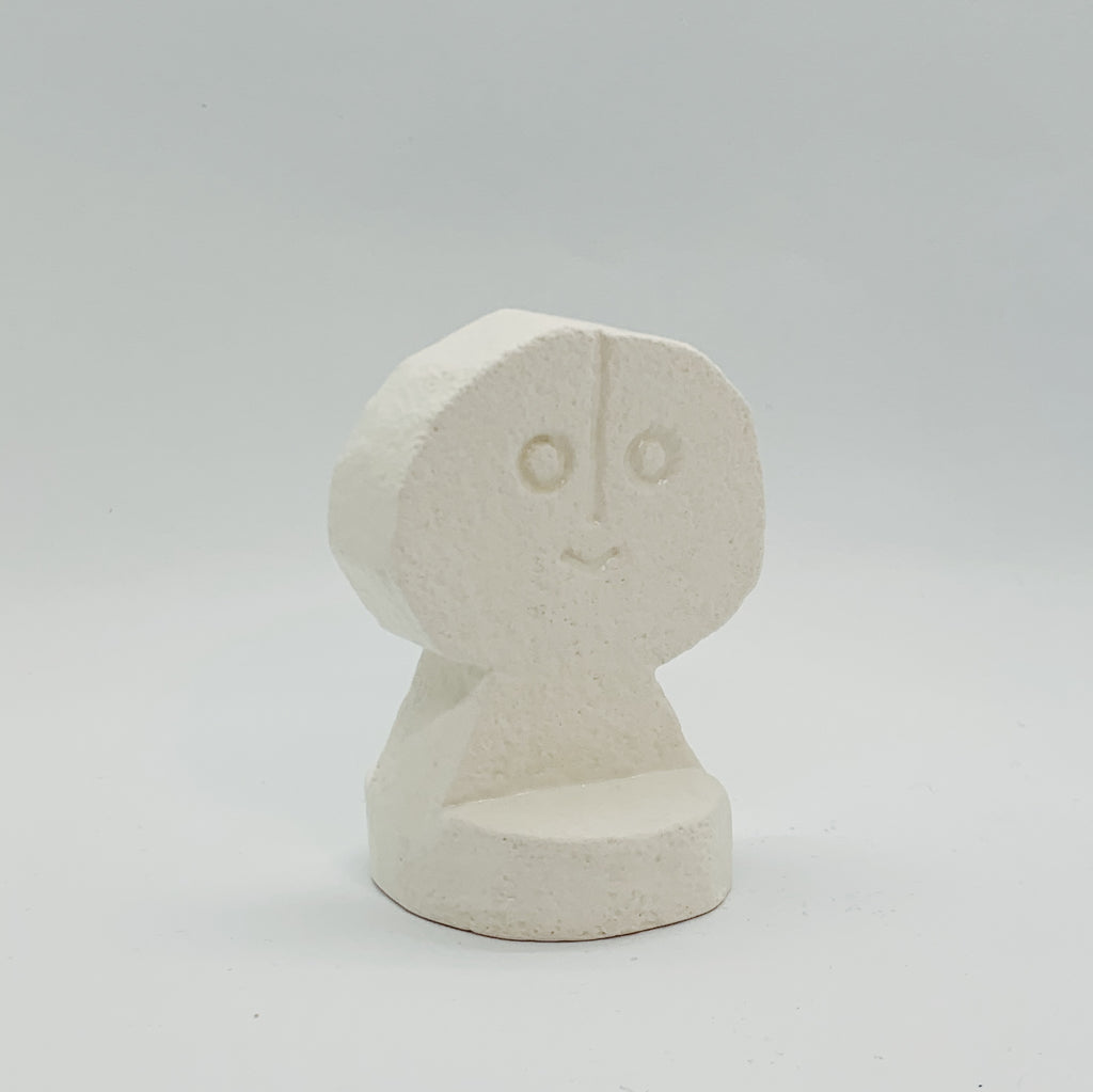 Small Ceramic Head