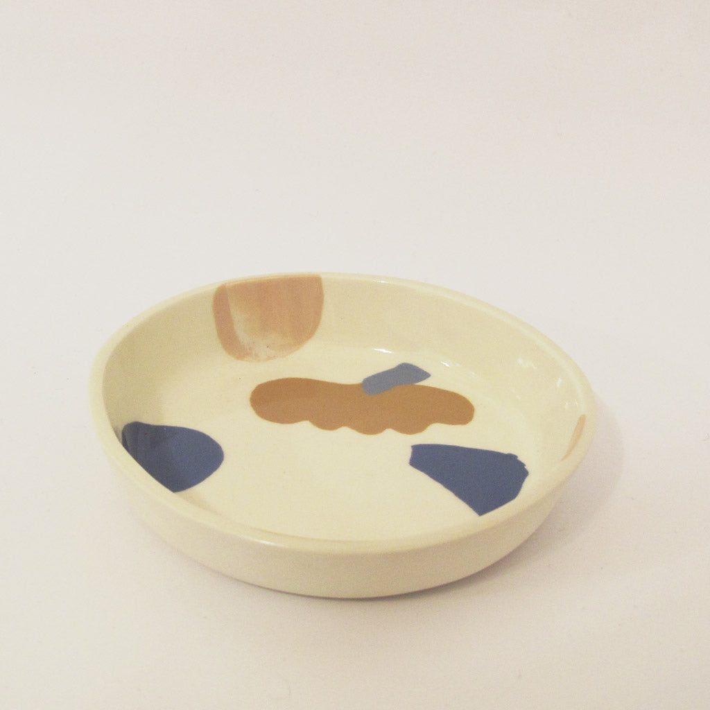 Collage trinket dish