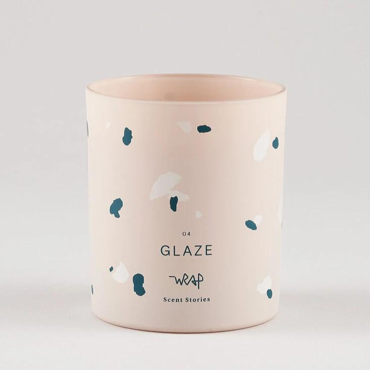 Glaze' Scented Candle