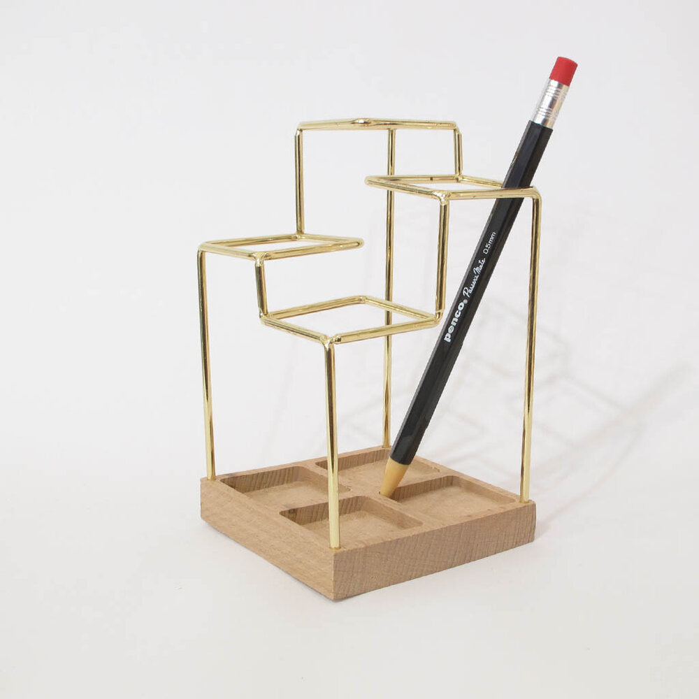 Brass Desk Tidy