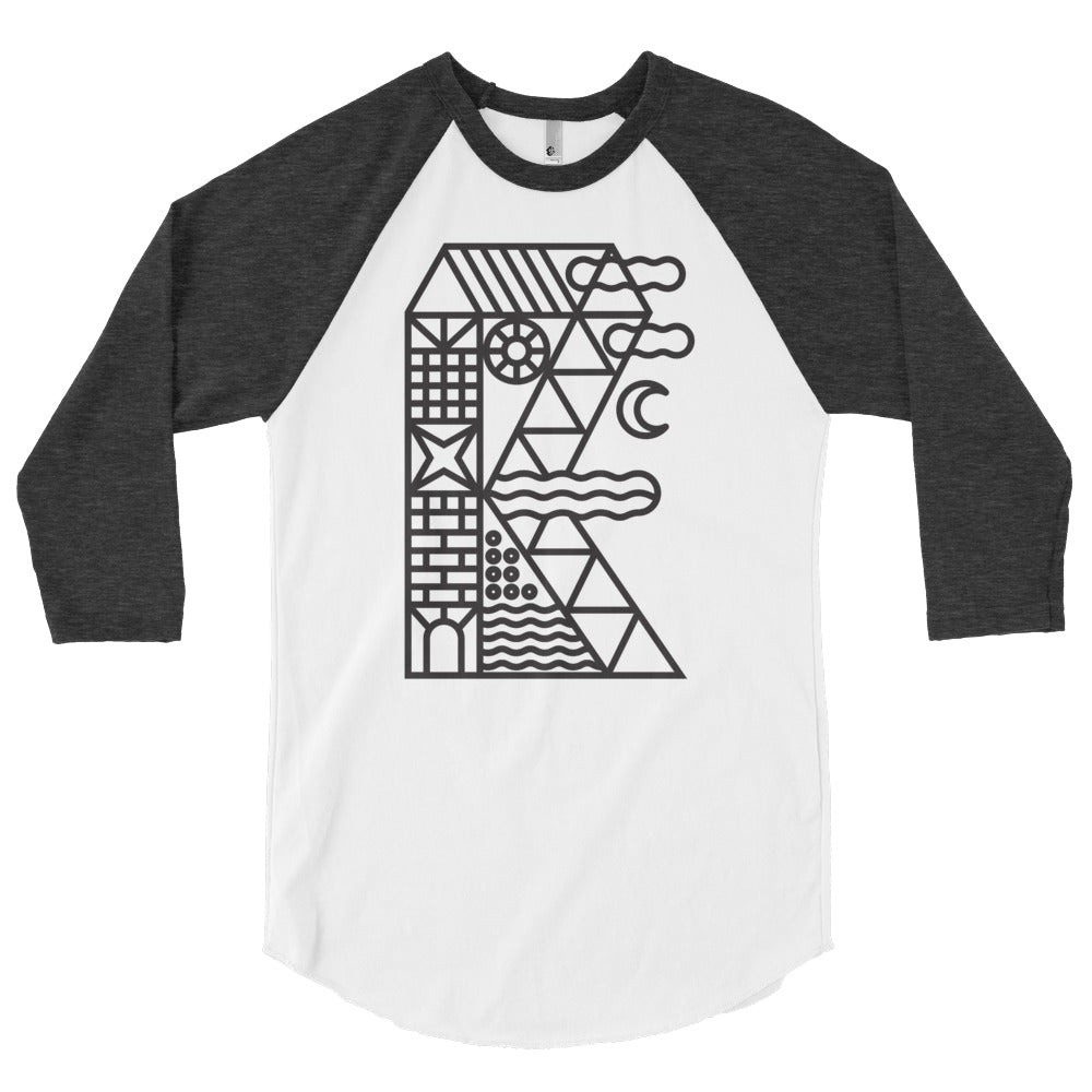 Kreuzberg Design Cotton Raglan Shirt