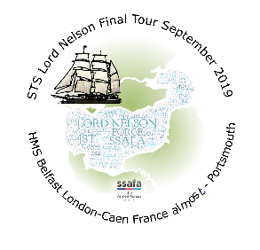 STS Lord Nelson - Final Tour