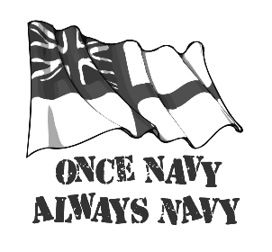 Once Navy Always Navy