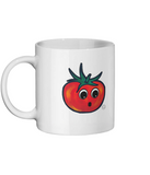 Surprised Tomato - Ceramic Mug