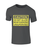 CAUTION KARAOKE - T-Shirt
