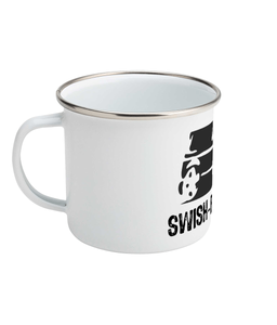 Swish-Bang Gang - Enamel Mug